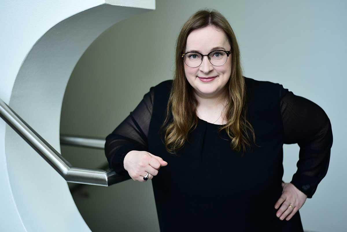 Professor Tanja Segmüller HSG Bochum